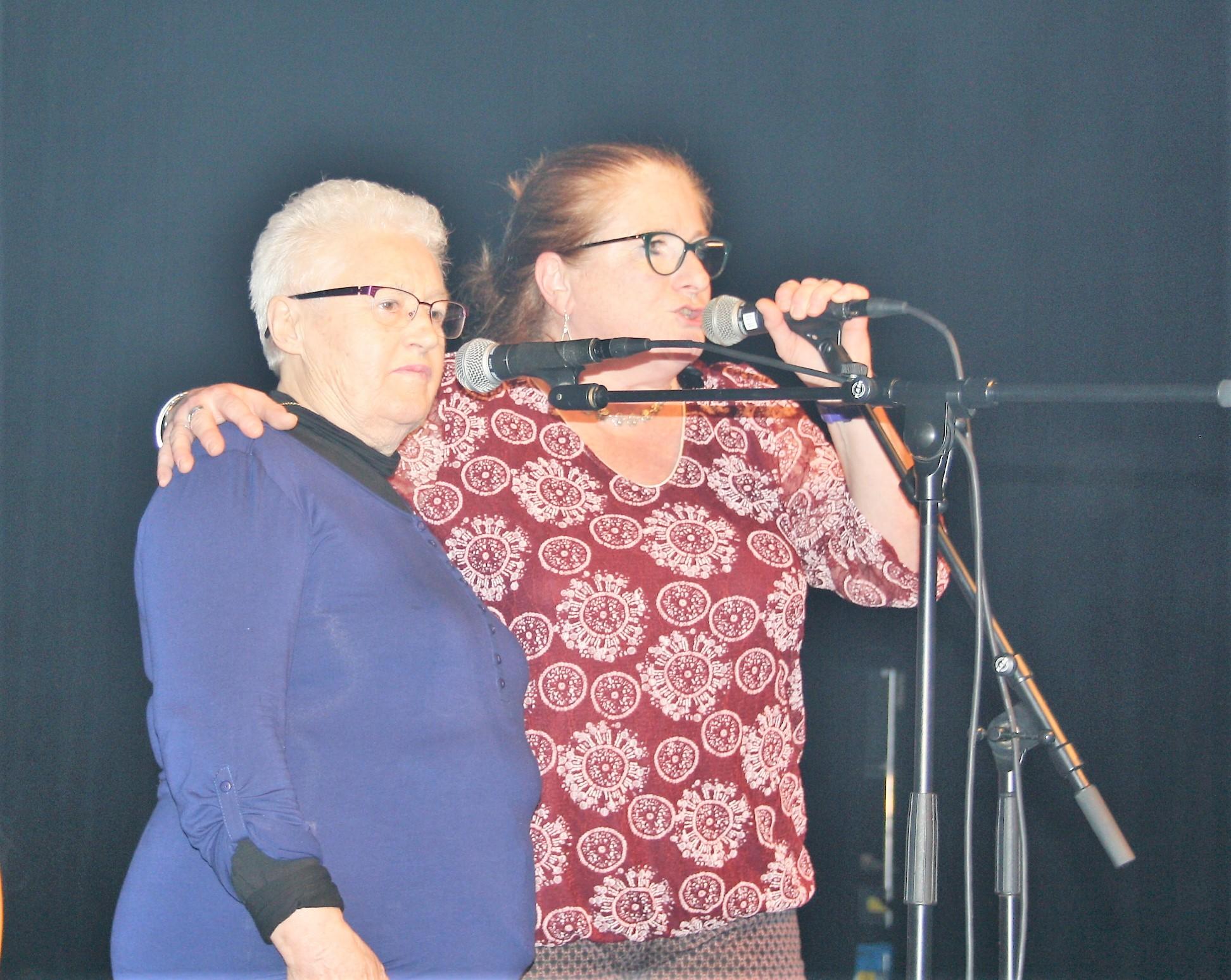 Invitation (2) au chant breton @ La Grange du Logis