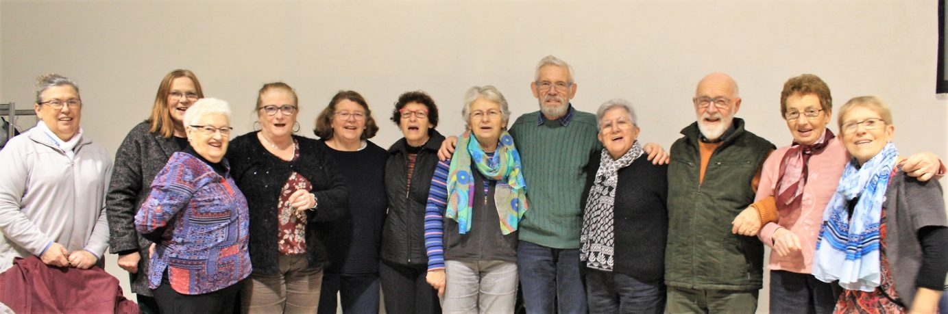 Invitation (1) au chant breton @ La Grange du Logis